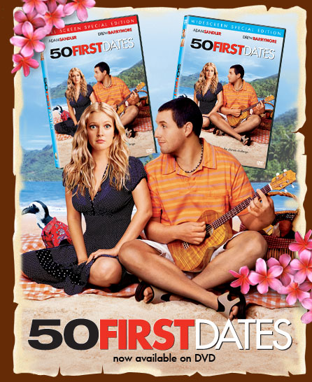 Watch 50 first dates online with english subtitles